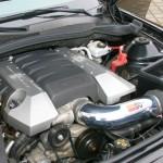 6,2l V8 Motor