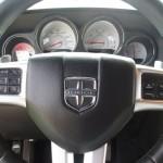 Dodge Challenger mit Schaltwippen