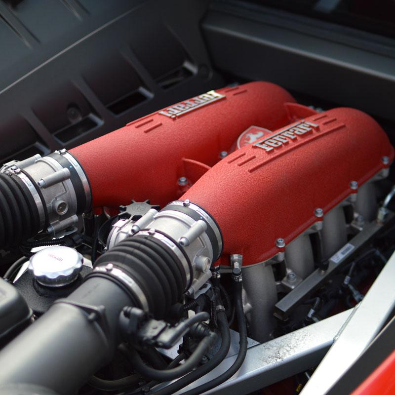 Ferrari fahren in Weeze am Niederrhein