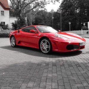 Ferrari fahren bei Kassel