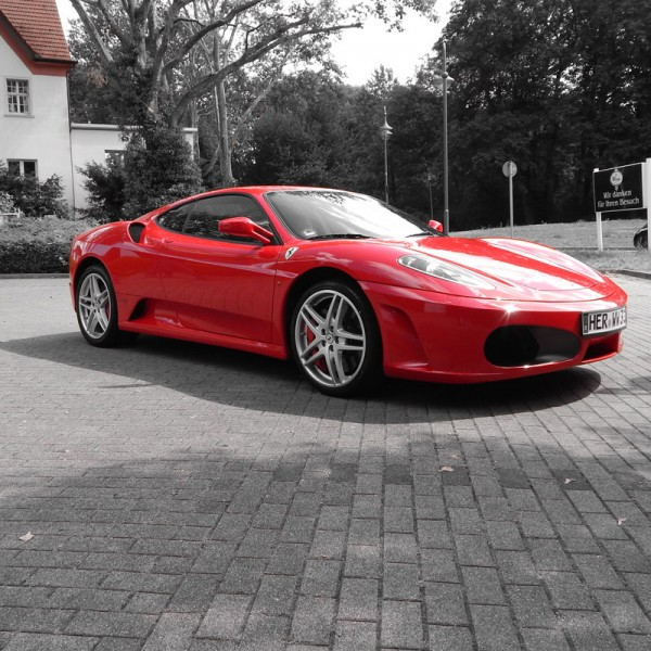 ferrari f430 fahren bei kassel. Black Bedroom Furniture Sets. Home Design Ideas