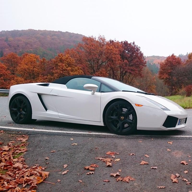 Lamborghini Gallardo fahren in Fürstenau