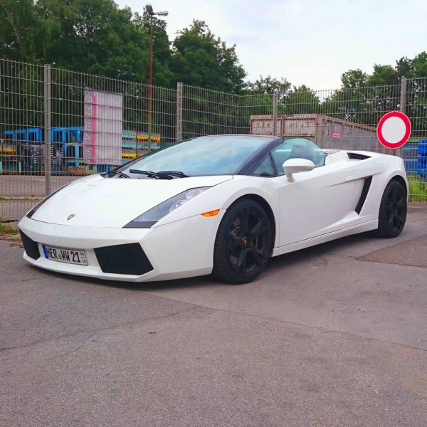 Lamborghini fahren in Hessen
