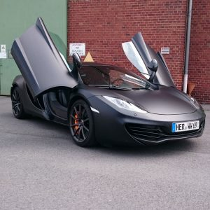 McLaren fahren in Gelsenkirchen