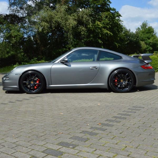 Porsche GT3 fahren in Siegen
