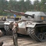 M48 Kampfpanzer fahren