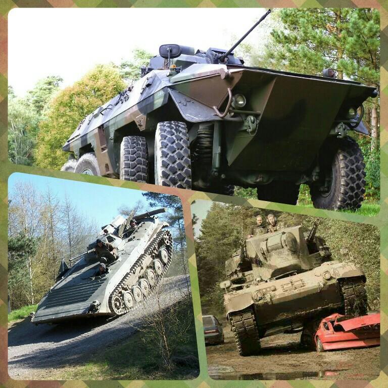 Panzer All-Inklusiv-Paket in Niedersachsen