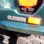 Mit 6.5 L V8 Turbo Diesel