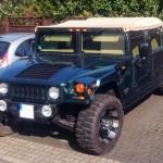 Seltene Cabrio Version